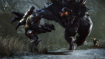 Evolve : mode solo en 22 minutes de gameplay