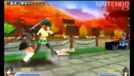 Gameplay Senran Kagura Shinku