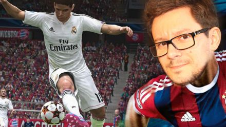 vid�o : REPLAY. #GameblogLive : découvrez PES 2015 en version quasi finale