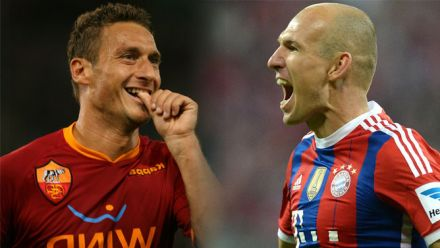 vidéo : PES 2015 : notre simulation de Roma - Bayern en Champions League