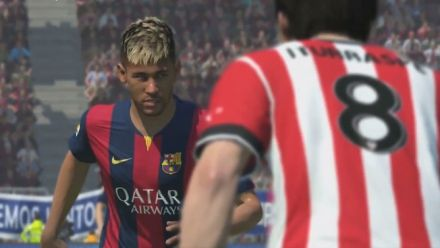 vid�o : PES 2015 - Introduction