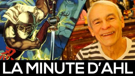 vid�o : La Minute d'AHL : retour sur Shadow Dancer