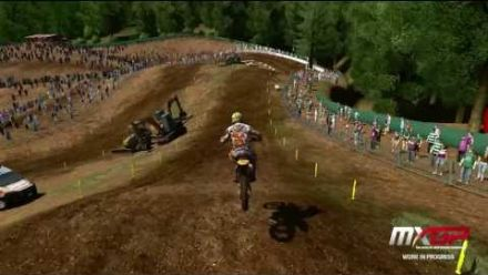 Vid�o : MXGP Official Videogame - Gameplay