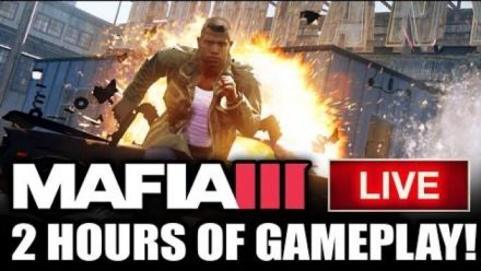 Mafia III : 2 heures de gameplay