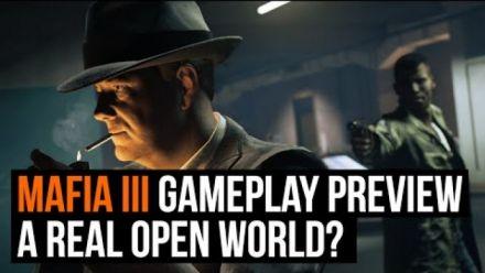 Mafia 3 - Nouvelle séquence de gameplay