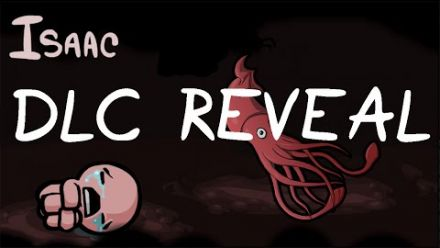 Vid�o : Binding of Isaac Update Reveal