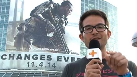 E3. Call of Duty Advanced Warfare, nos impressions vidéo