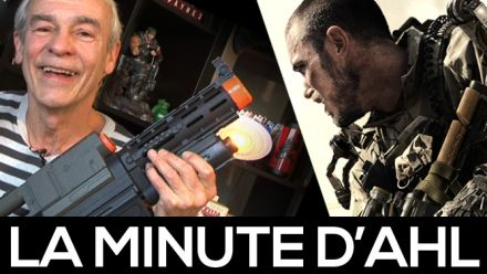 vid�o : La Minute d'AHL : mon avis sur Call of Duty Advanced Warfare