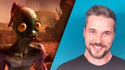 Vid�o : Joe Vidéo milite pour Oddworld New n Tasty