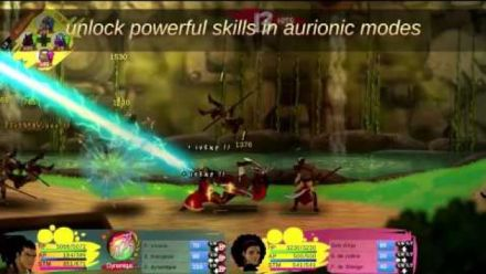 vidéo : Aurion : combo gameplay trailer