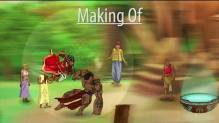 Vidéo : Aurion : Le Making of