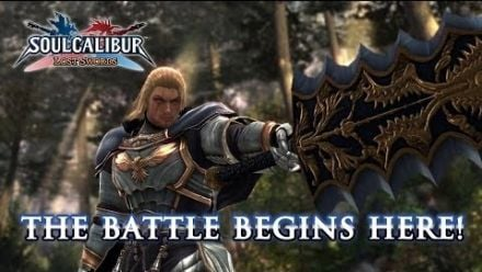 Vid�o : SoulCalibur Lost Swords - PS3 - The battle begins here !