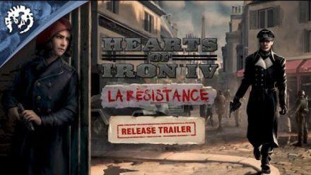 Vid�o : Hearts of Iron IV: La Resistance | Release Trailer