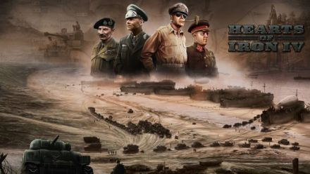 Vid�o : Trailer de lancement Hearts Of Iron IV