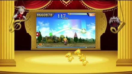 Vid�o : Theatrhythm Final Fantasy Curtain Call : les musiques d'Ivalice