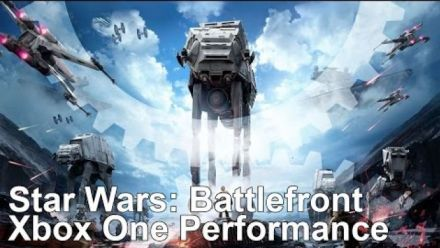 vidéo : Star Wars Battlefront : Analyses performances Xbox One par Digital Foundry