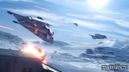 Star Wars Battlefront : Drop Zone sur PS4