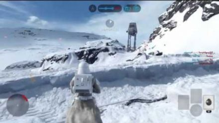 Star Wars Battlefront : Bug pour être invincible