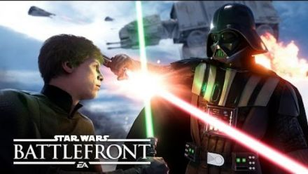 Star Wars Battlefront : Multiplayer Gameplay
