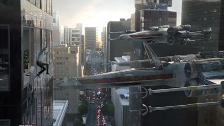 Star Wars Battlefront : Publicité PS4 octobre 2015