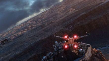 vidéo : Star Wars Battlefront Escadron de chasseurs