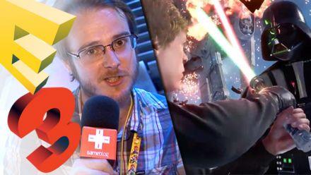 E3 2015 : impressions de Stars Wars Battlefront