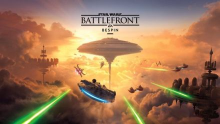 Star Wars Battlefront E3 2016 Bespin Trailer de lancement