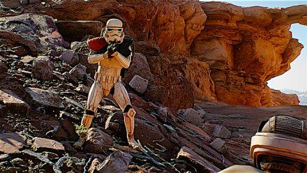 Star Wars Battlefront : ce mod rend le jeu ultra réaliste, les photos bluffantes
