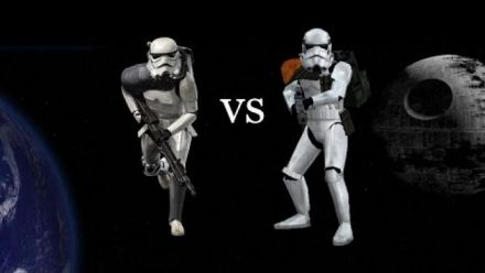 Battlefront 2015 vs Battlefront 2005 - Quick Comparison