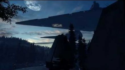 vid�o : Star Wars Battlefront : extrait de gameplay
