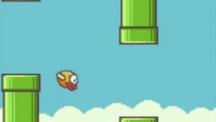 Flappy Bird, le jeu d'arcade