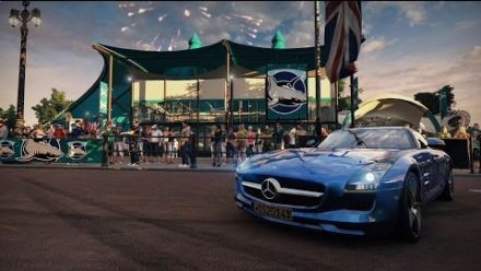 Vid�o : World of Speed : Trailer 1