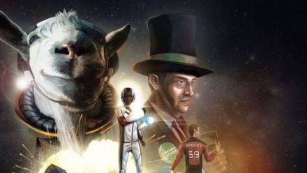 Vid�o : Goat Simulator - Waste of Space