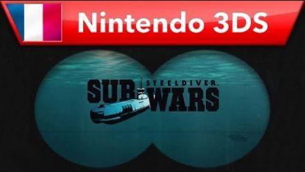 Vidéo : Steel Diver : Sub Wars - Annonce 13/02/2014