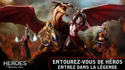 Vid�o : Heroes of Dragon Age - Nexus Gameplay