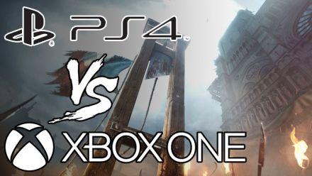 vid�o : Assassin's Creed Unity : vidéo comparatives PS4-Xbox One à Notre Dame