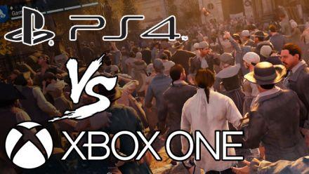 vid�o : Assassin's Creed Unity : vidéo comparatives PS4-Xbox One sur l'Ile de la Cité
