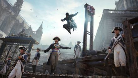vid�o : Assassin's Creed Unity - 7 minutes gameplay PS4