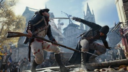 vidéo : Assassin's Creed Unity - 3 minutes gameplay PS4