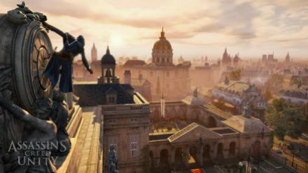 vidéo : Assassin's Creed Unity : immersion dans Paris - Part 1/4 (PC - Ultra - 1080p)