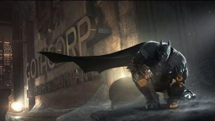 Vid�o : Batman Arkham Origins Cold, Cold Heart : les 30 premières minutes