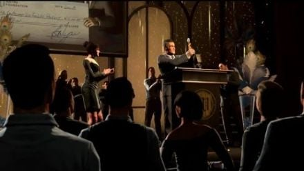 Vidéo : Batman: Arkham Origins 'Cold, Cold Heart' DLC Teaser Trailer