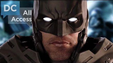 "Vid�o : Batman: Arkham Origins: ""Cold, Cold Heart"" Gameplay - DCAA"