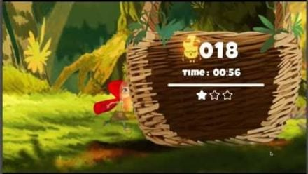 Vid�o : Le Petit Chaperon Rouge : Gameplay officiel
