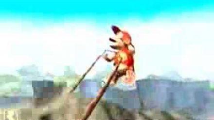 Vidéo : Donkey Kong Racing aperçu
