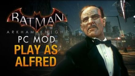 Vidéo : Batman: Arkham Knight - Play as Alfred