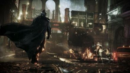 Vid�o : Batman Arkham Knight : Pack Batmobile Tumbler et Apparence de Batman dispos