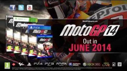 Vid�o : MotoGP 14 : Rossi au Mans (gameplay)