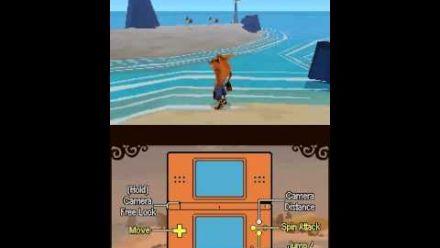 Crash Landed DS
