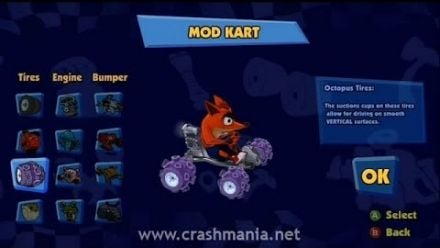 Vid�o : Crash Team Racing Reboot gameplay